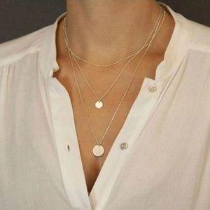 Jewelry - Gisle Layered Necklace